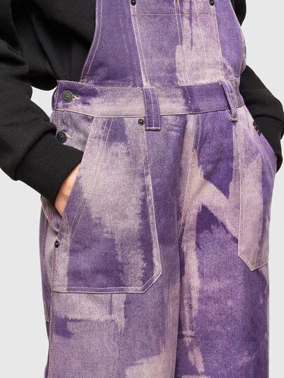 Diesel - P-BIBI, Violet - Jumpsuits - Image 3