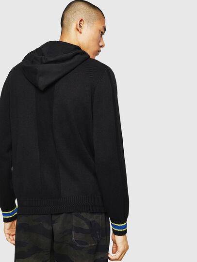 Diesel - K-SAMU, Black - Sweaters - Image 2