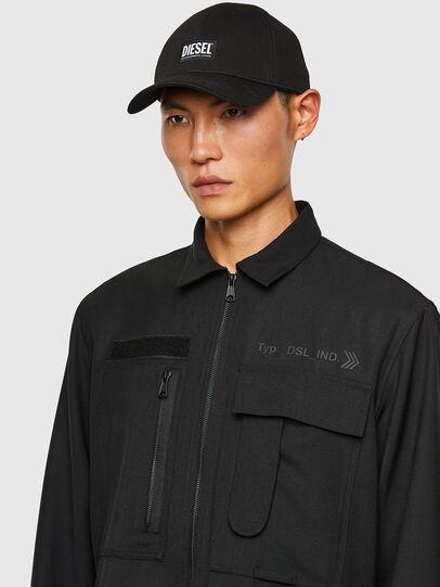 Diesel - S-HOTEL, Black - Shirts - Image 3