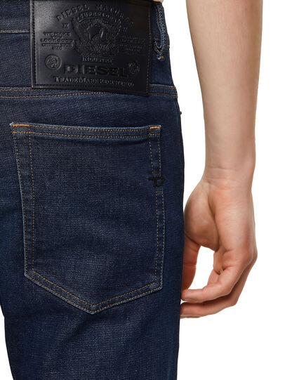Diesel - D-Amny Skinny JoggJeans® Z69VI, Dark Blue - Jeans - Image 4