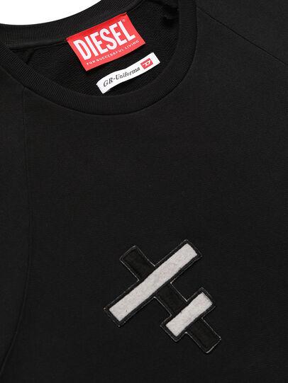 Diesel - GR02-T303, Black - T-Shirts - Image 3