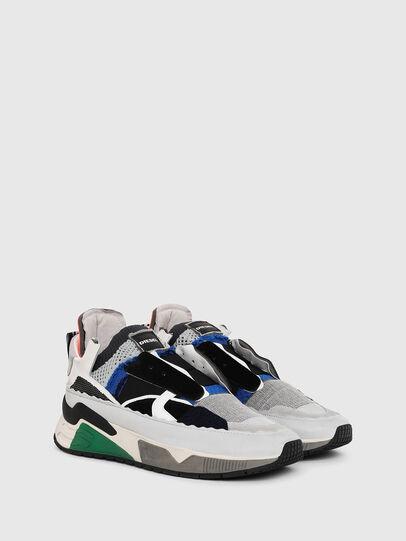 Diesel - S-BRENTHA DEC, Multicolor/Black - Sneakers - Image 2