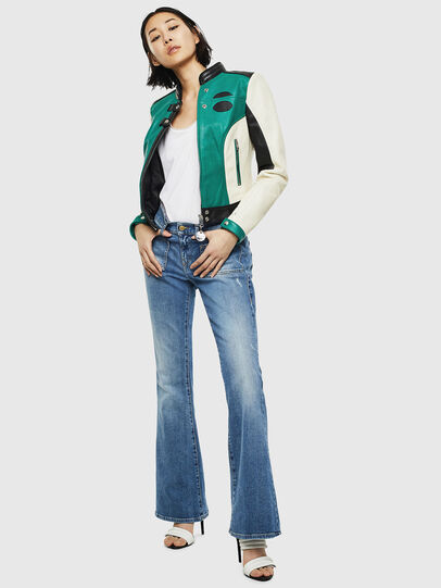 Diesel - D-Ebbey 0099M, Medium Blue - Jeans - Image 6