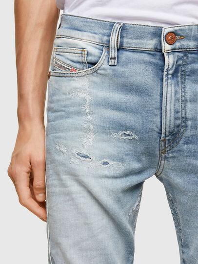 Diesel - D-Reeft Skinny JoggJeans® 069UC, Light Blue - Jeans - Image 3