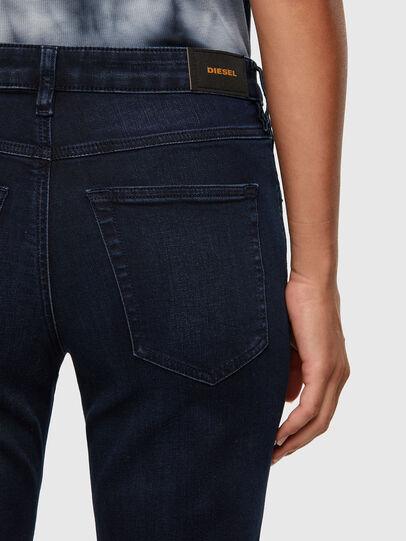 Diesel - Babhila Slim Jeans 009CS, Dark Blue - Jeans - Image 4
