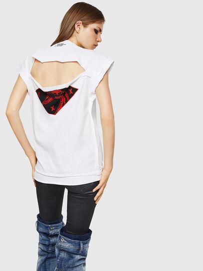 Diesel - T-JAIDA-A,  - T-Shirts - Image 2