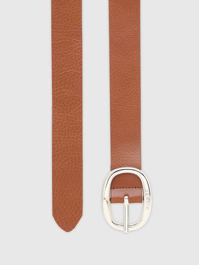 Diesel - B-ISIDE, Brown/Pink - Belts - Image 3