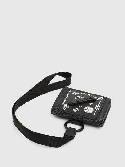 Diesel - YOSHINO LOOP, Black - Small Wallets - Image 6