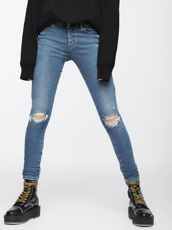 Slandy 084UF,  - Jeans
