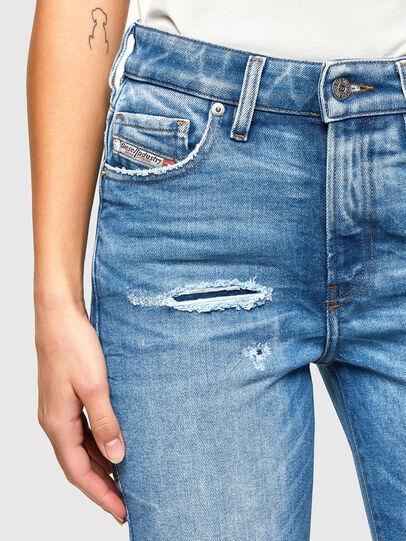 Diesel - D-Joy Slim Jeans 009MV, Light Blue - Jeans - Image 3