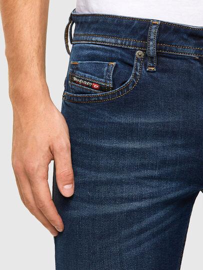 Diesel - Thommer 009MA, Dark Blue - Jeans - Image 3