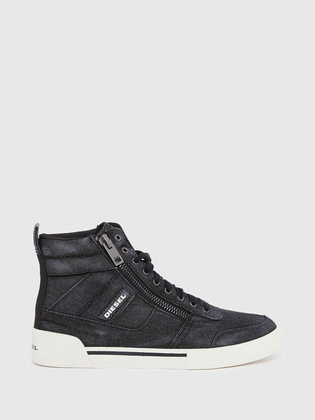 S-DVELOWS, Black - Sneakers