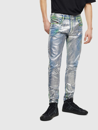 Diesel - D-Strukt 069LU, Medium Blue - Jeans - Image 1