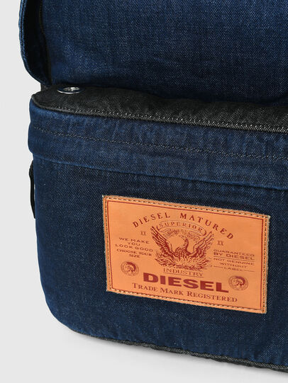 Diesel - DHORIAN C, Blue - Backpacks - Image 5