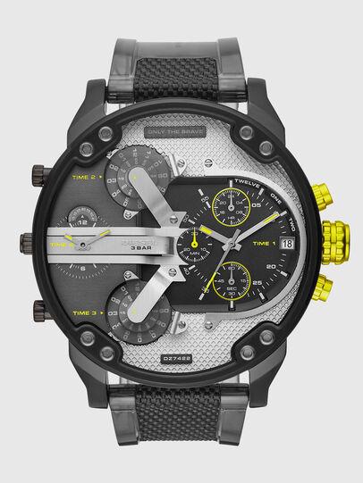 Diesel - DZ7422, Black - Timeframes - Image 1