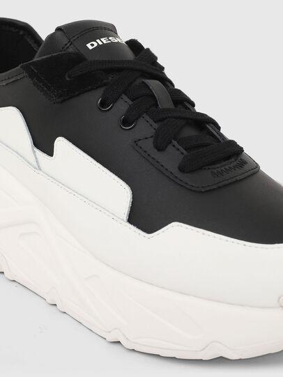 Diesel - S-HERBY LC, White/Black - Sneakers - Image 5