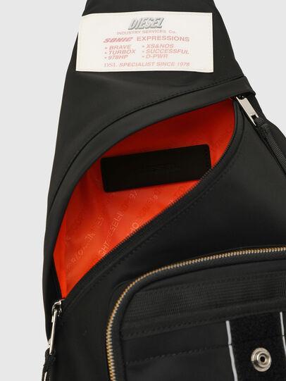 Diesel - SPOOK, Black - Backpacks - Image 4