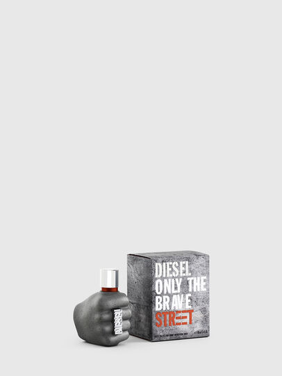 Diesel - ONLY THE BRAVE STREET 50ML, Grey - Only The Brave - Image 1
