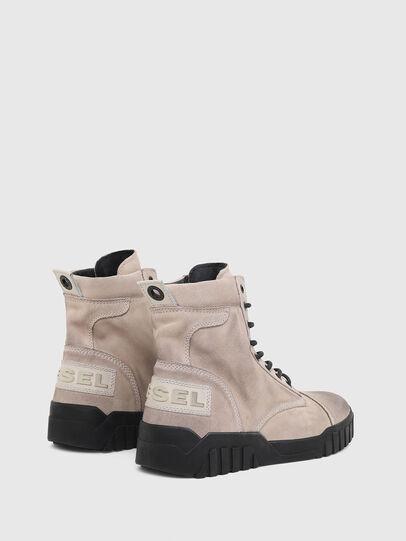 Diesel - H-RUA AM, Pink/Black - Sneakers - Image 2