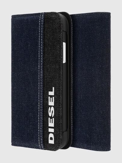 Diesel - DIPH-039-DENVL, Blue Jeans - Flip covers - Image 1