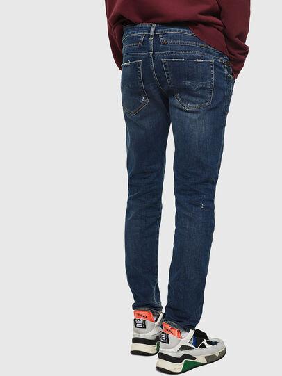 Diesel - D-Bazer 0890R, Dark Blue - Jeans - Image 2