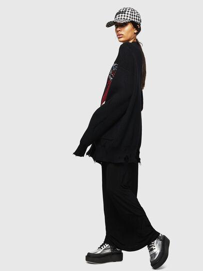 Diesel - M-JENNY, Black - Sweaters - Image 6