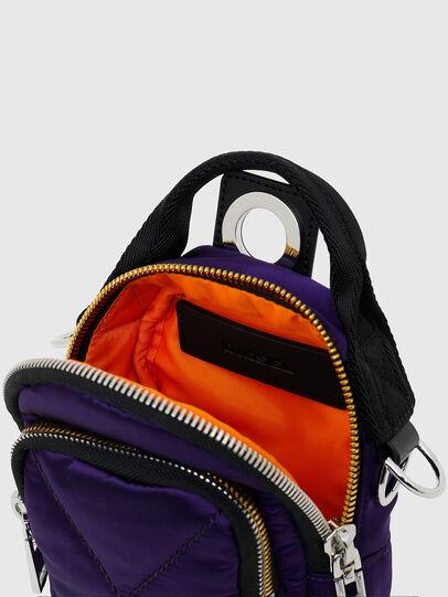 Diesel - LEDYBAG, Violet - Crossbody Bags - Image 4
