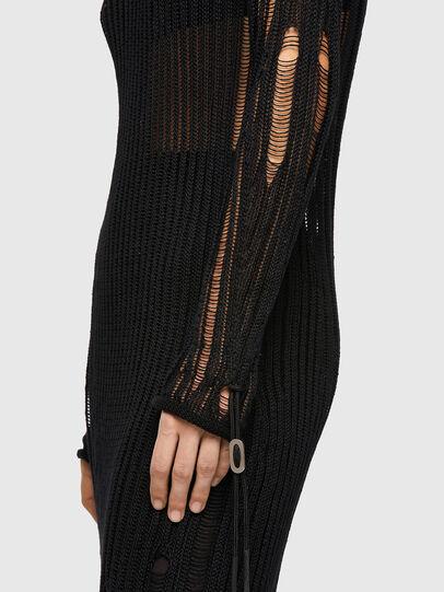 Diesel - M-MARYLAND, Black - Dresses - Image 4