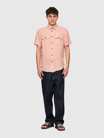 Diesel - S-KIRU, Pink - Shirts - Image 4