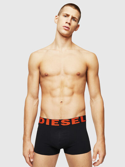 Diesel - UMBX-SHAWNTHREEPACK, Bright Black - Trunks - Image 2