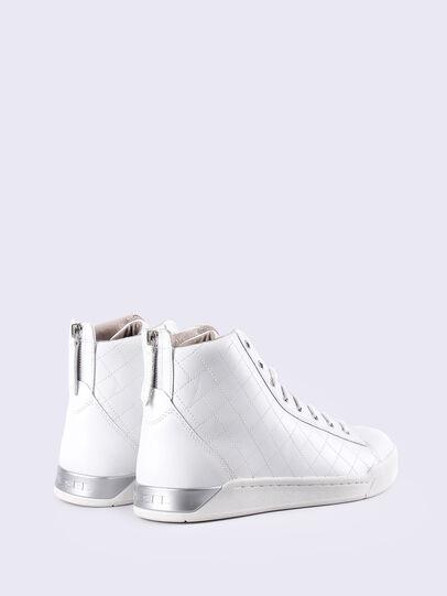 Diesel - DIAMOND, White - Sneakers - Image 2