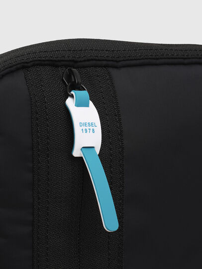 Diesel - ODERZO Z, Dark Blue - Crossbody Bags - Image 7