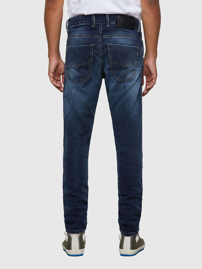 Diesel - Krooley Tapered JoggJeans® 069YF, Dark Blue - Jeans - Image 2