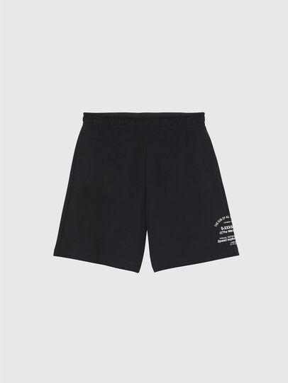 Diesel - P-BOXIER-X2, Black - Shorts - Image 1