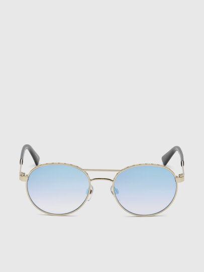 Diesel - DL0265, Gold - Sunglasses - Image 1