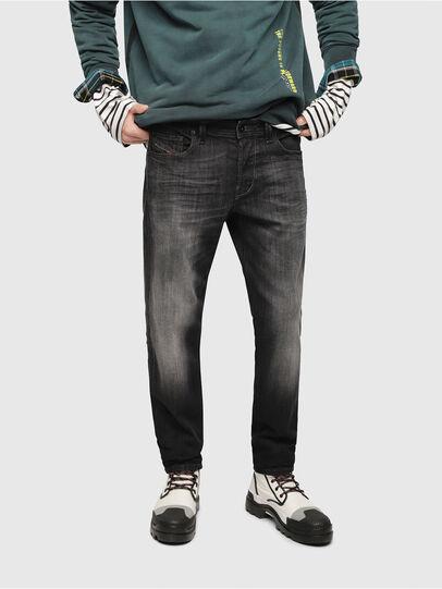 Diesel - Larkee-Beex 087AM, Black/Dark Grey - Jeans - Image 1