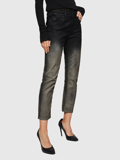 Diesel - TYPE-1820, Black - Jeans - Image 1