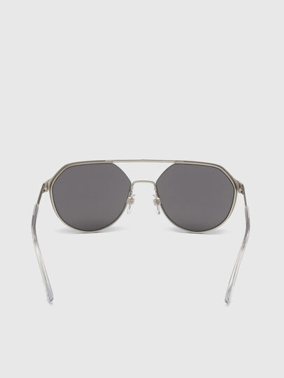 Diesel - DL0324, Grey - Sunglasses - Image 4