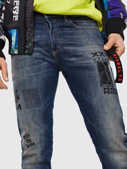 Diesel - Buster 087AW, Dark Blue - Jeans - Image 3