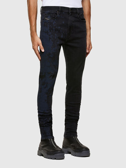 Diesel - D-Amny Skinny Jeans 009KQ, Blue - Jeans - Image 7