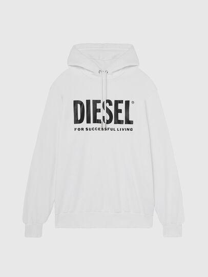 Diesel - S-GIR-HOOD-DIVISION-,  - Sweatshirts - Image 1