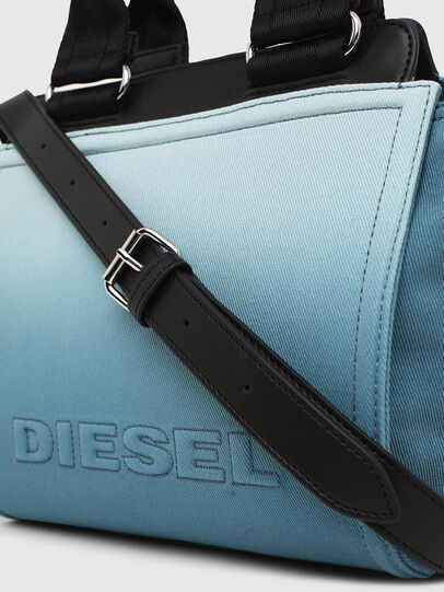 Diesel - BADIA, Light Blue - Satchels and Handbags - Image 5