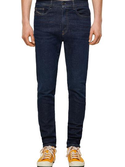 Diesel - D-Amny Skinny JoggJeans® Z69VI, Dark Blue - Jeans - Image 1