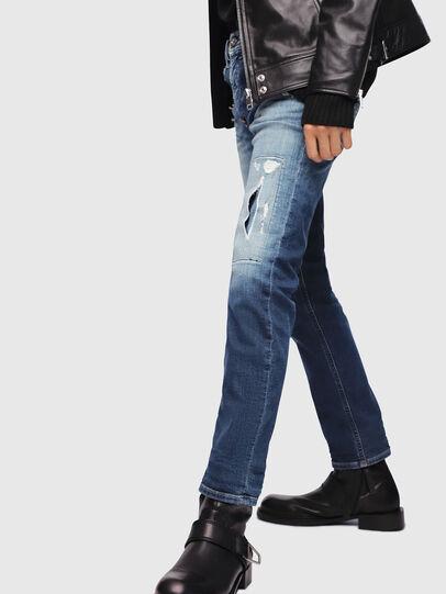 Diesel - Thommer JoggJeans 087AK, Dark Blue - Jeans - Image 3