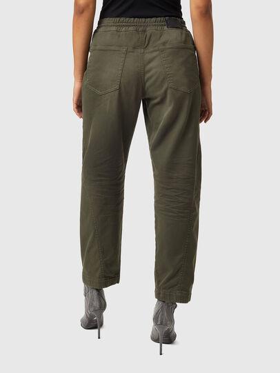 Diesel - Krailey Boyfriend JoggJeans® Z670M, Military Green - Jeans - Image 2