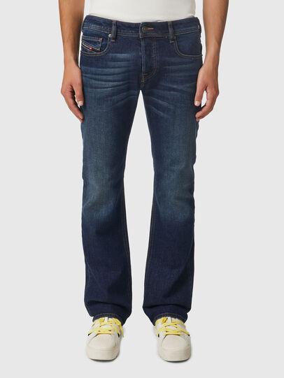Diesel - Zatiny Bootcut Jeans 009HN, Dark Blue - Jeans - Image 1