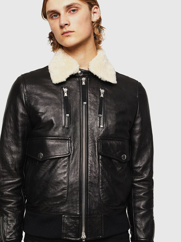 L-VINT,  - Leather jackets