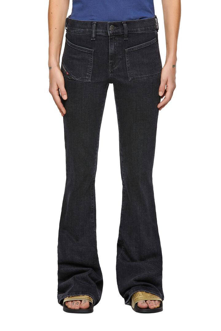D-Ebbey Bootcut Jeans 09A66,