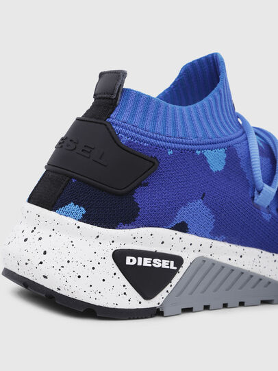 Diesel - S-KB SL, Azure - Sneakers - Image 4