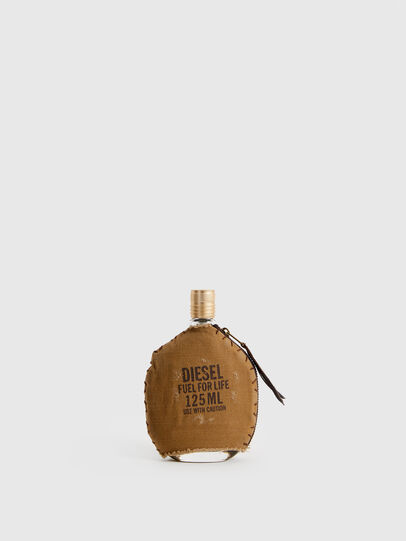 Diesel - FUEL FOR LIFE MAN 125ML, Brown - Fragrances - Image 2